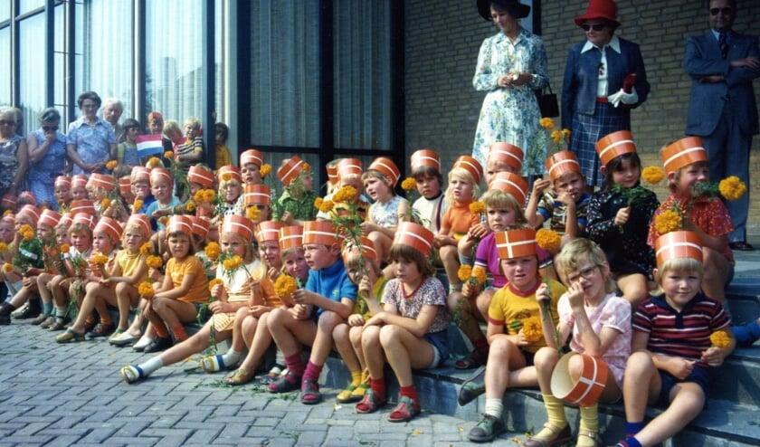 <p>In de etalages van Venrayse ondernemers zijn foto&#39;s van koninklijke bezoeken te zien.</p>