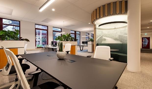 <p>Het volledig duurzaam vernieuwde gemeentekantoor van Gennep</p>