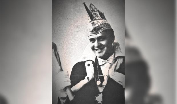 Prins Chris Tönnissen 5e prins van CV De Erdmennekes