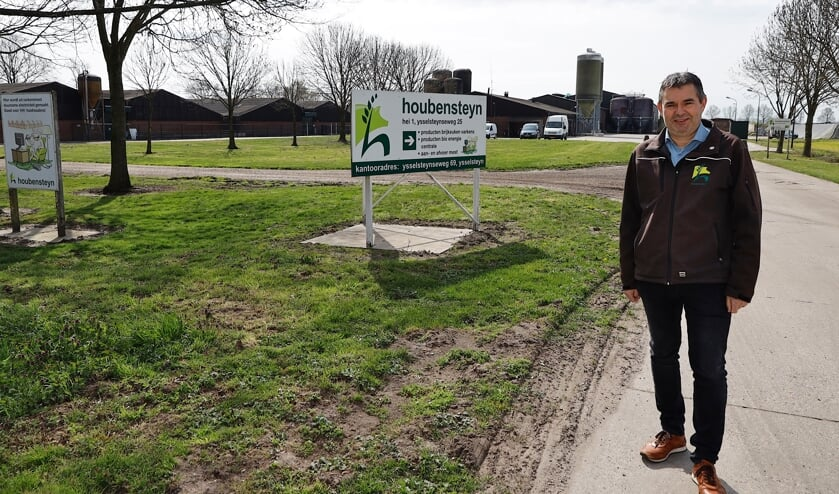 <p>Omwonenden van varkensbedrijf Houbensteyn, dat zijn vestiging aan de Ysselsteynseweg in Heide wil uitbreiden, verwachten overlast door vrachtverkeer. &nbsp;</p>