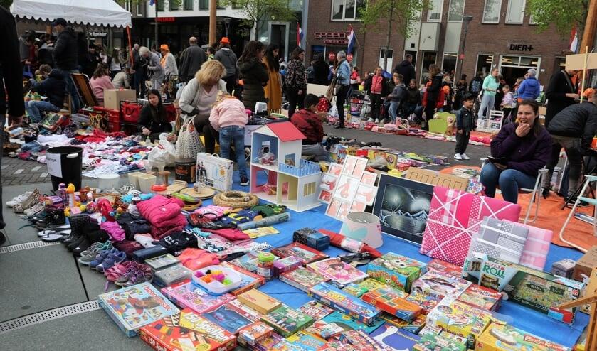 <p>De populaire kindermarkt op Koningsdag gaat ook dit jaar niet door.</p>