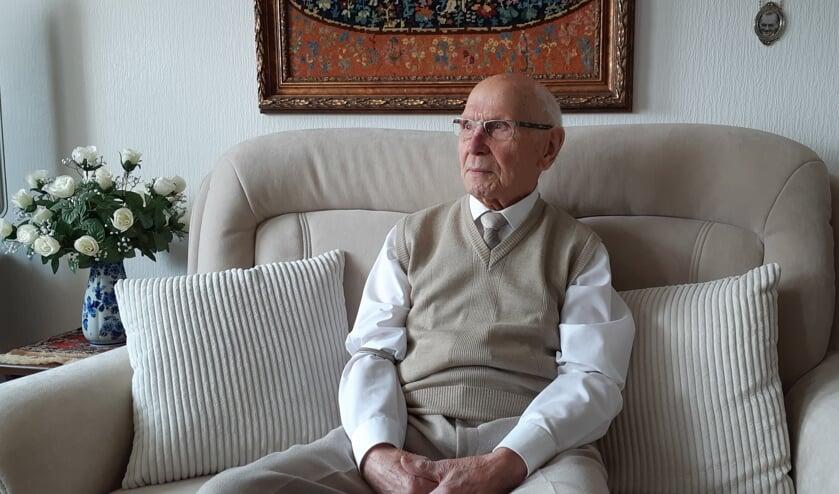 <p>Wiel Falize werkte in &nbsp;WOII als dwangarbeider voor de Duitsers.&nbsp;</p>