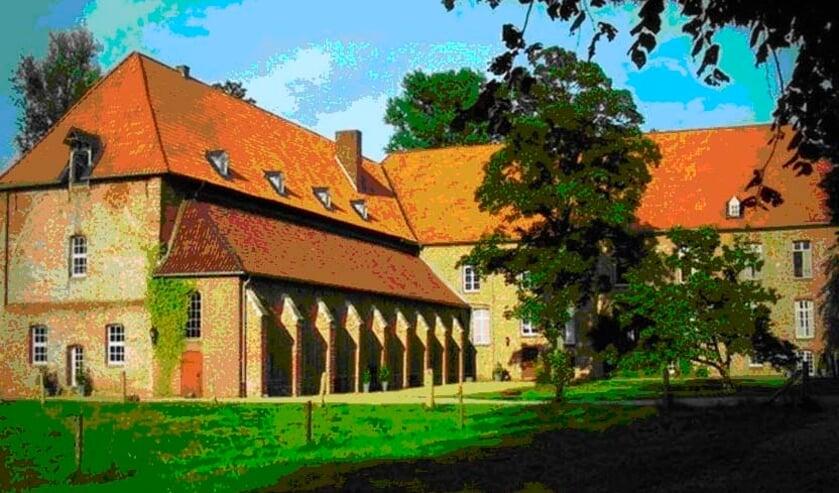 <p>Het klooster Graefenthal.&nbsp;</p>