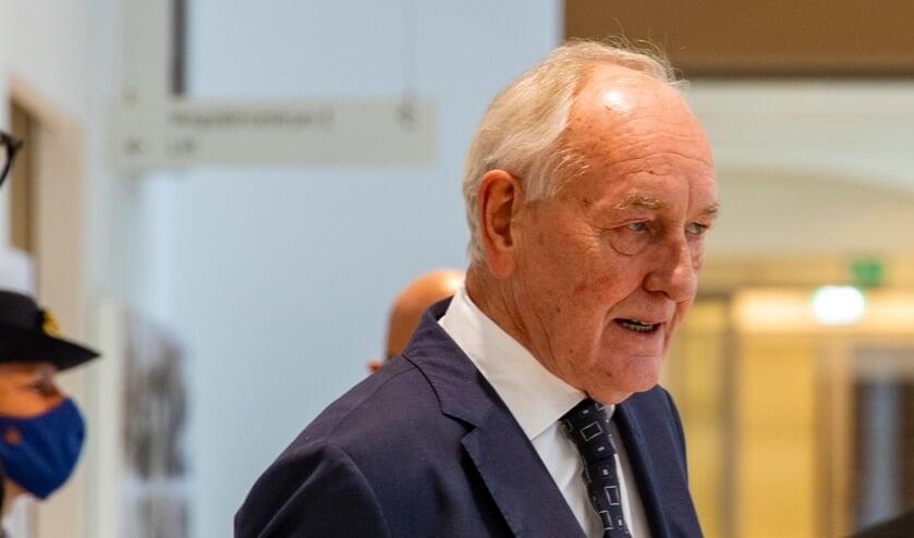 <p>Waarnemend gouverneur Johan Remkens.&nbsp;</p>