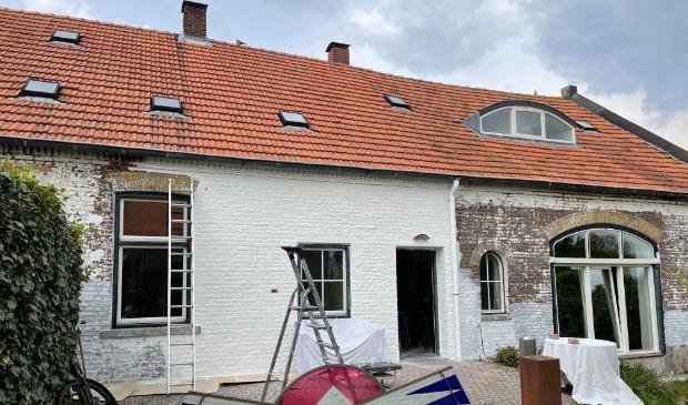 Renovatie kunsthuis 'De Bakkerij'