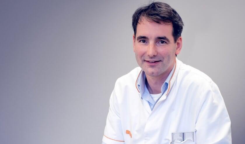 <p>Chirurg-oncoloog Jeroen Vogelaar van VieCuri.&nbsp;</p>