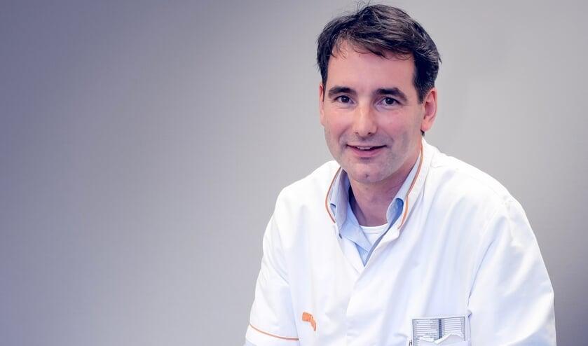 <p>VieCuri-chirurg Jeroen Vogelaar.</p>