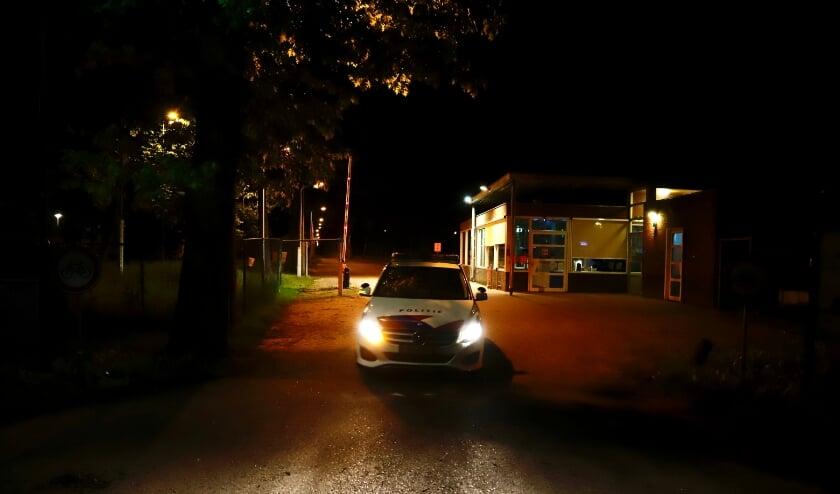 <p>De politie kreeg rond 02.30 uur de melding van een steekincident in het azc.&nbsp;</p>