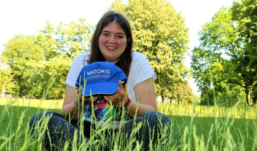 <p>Suzan Wilmsen hoopt een mooi bedrag voor Matchis in te zamelen.</p>