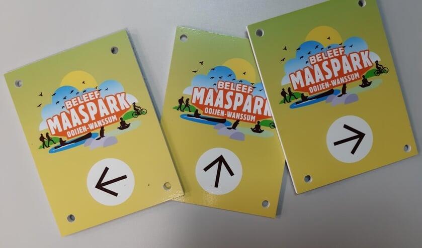 <p>De fietsroute Maaspark Ooijen-Wanssum ligt klaar.&nbsp;</p>