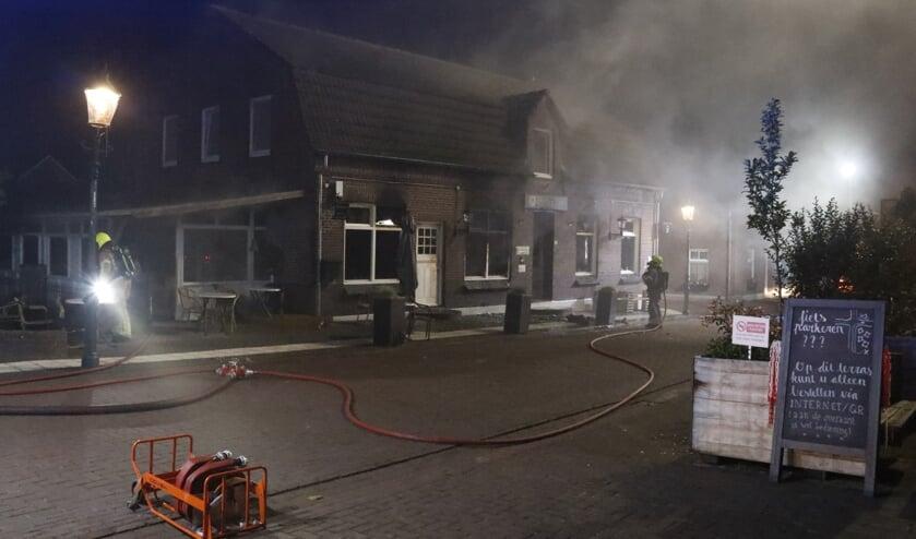 <p>Horeca Venray en verenigingsleven Geijsteren komen in actie voor het door brand getroffen e&#39;t Trefpunt in Geijsteren.&nbsp;</p>