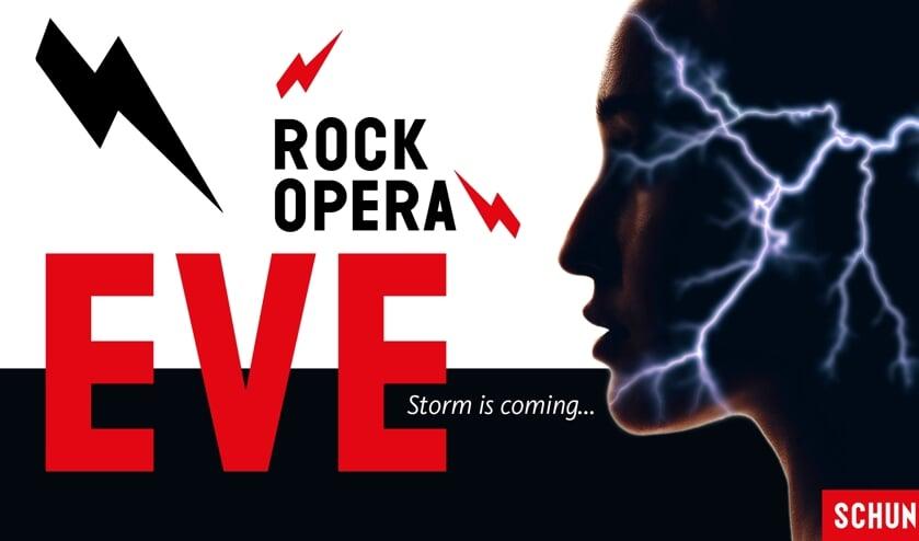 <p>Rockopera EVE, Storm is coming komt naar Schouwburg Venray.&nbsp;</p>