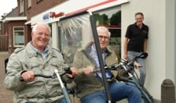KBO Siebengewald gaat samen fietsen