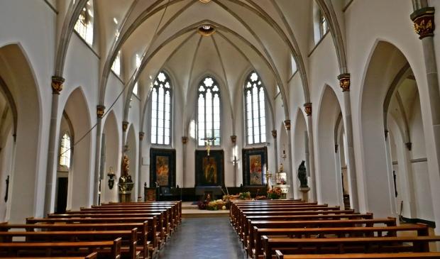 <p>De &#39;Beichtkapelle&#39; in Kevelaer</p>
