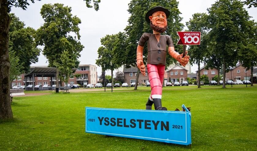 <p>Ysselsteyn viert zijn honderdjarig bestaan met allerlei activiteiten.&nbsp;</p>