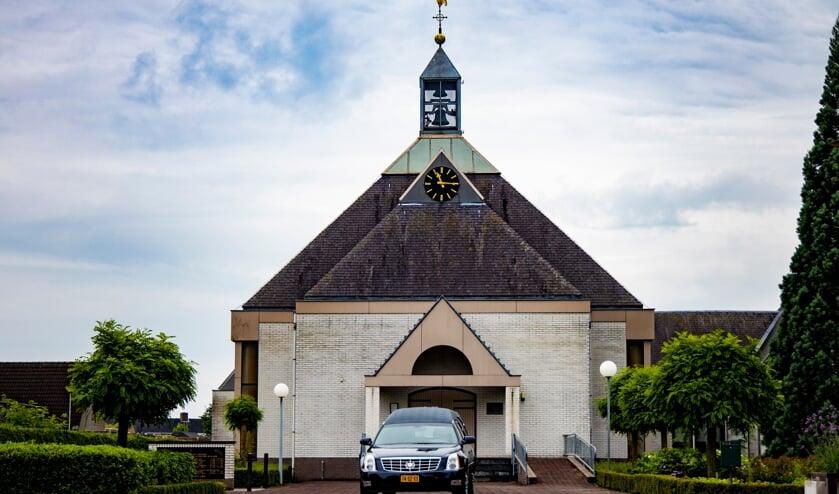 <p>De uit 1927 stammende Odakerk gaat plaatsmaken voor een gemeenschapshuis.&nbsp;</p>