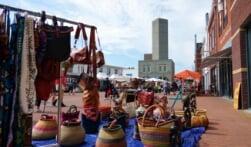 Geslaagde eerste Zomermarkt Mosaïque