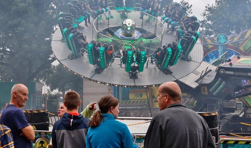 <p>De reactor is een van de grote publiektrekkers van de Venrayse kermis.</p>