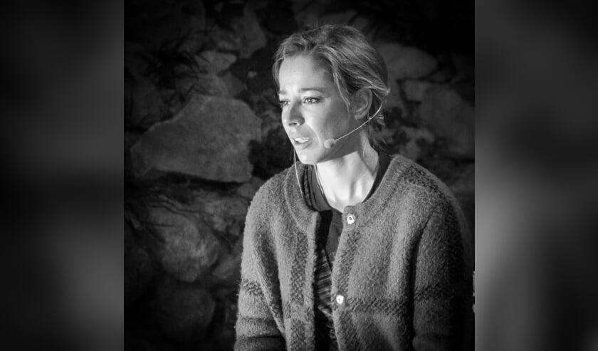 <p>Suzan Seegers speelt in de muzikale voorstelling Alzheimer.&nbsp;</p>