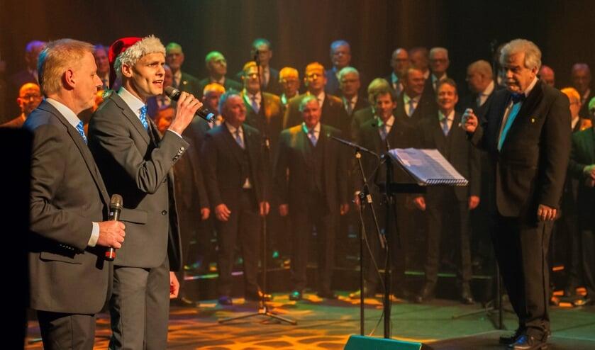 <p>Het Venrays Mannenkoor presenteert op 19 december zijn Eindejaarsconcert, voor het laatst onder leiding van dirigent Anton Kropiv&scaron;ek, &nbsp;</p>