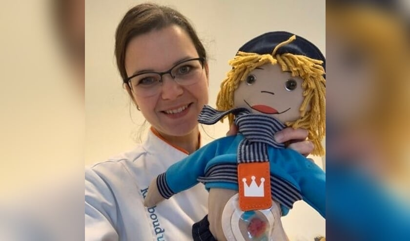 <p>Sanne Botden is genomineerd voor de Klokhuis Wetenschapsprijs.</p>