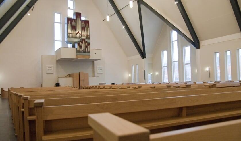 Dit is een beeld dat in veel kerken de komende zondagen bewaarheid wordt (Foto: archief Eilanden-Nieuws).