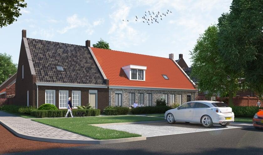 Een impressie van de wijk. Afbeelding: De Langen & Van den Berg.