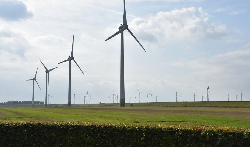 De compensatie is bedoeld voor Nieuwe-Tonge en Oude-Tonge, in de omgeving van deze dorpen staan tientallen windmolens.