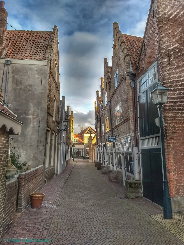 Al sinds 1956 is het Streekmuseum gevestigd in de Kerkstraat in Sommelsdijk. Foto: Hans Guldenmeester  ©
