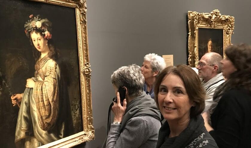 Excursie van de KCE naar Amsterdamse Hermitage.