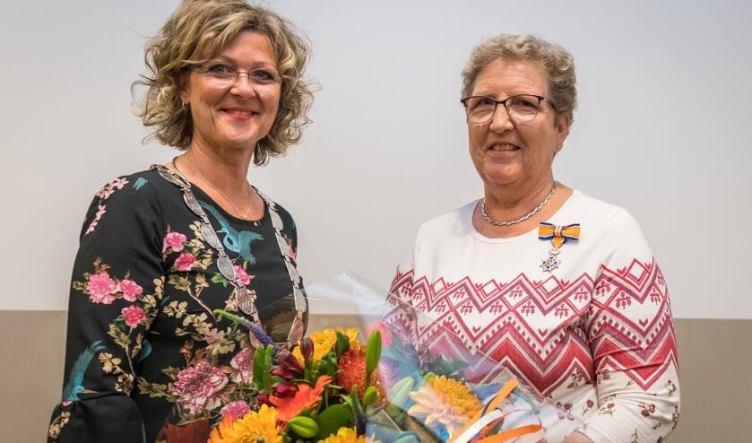 Burgemeester Grootenboer blijft zes jaar langer verbonden aan Goeree-Overflakkee.