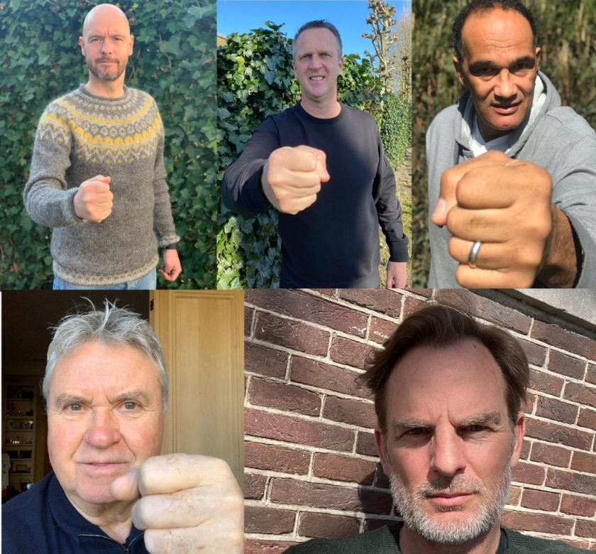 Erik ten Hag, John van den Brom, Arnold van der Leyde, Guus Hiddink en Ronald de Boer zijn enkele bekende namen uit de sport die oproepen om het Fonds Gehandicaptensport te steunen.
