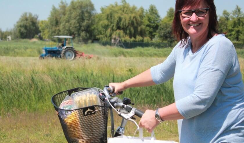 Petra Wevers (Archieffoto: Mirjam Terhoeve).