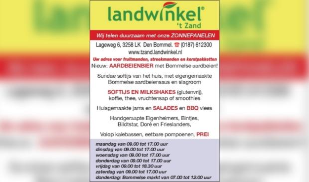 Lanwinkel 't Zand Foto:  ©