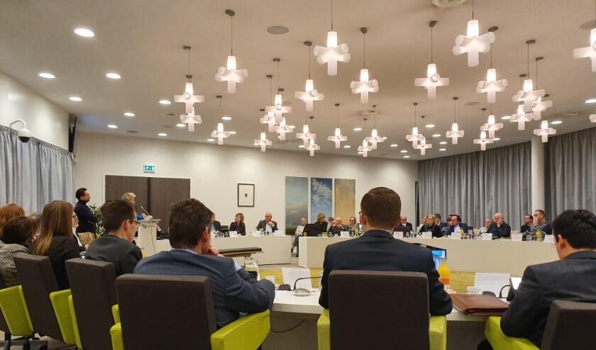<p>De gemeenteraad staat voor een stevige financi&euml;le uitdaging.</p>