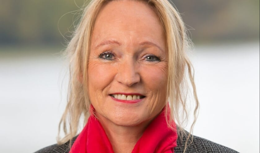 <p>Statenlid Evelyn Hijink (Foto: Pvda Zuid-Holland.)</p>