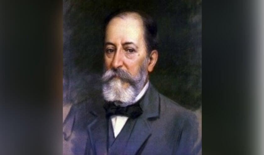 <p>Camille Saint-Sa&euml;ns (1835-1921).</p>