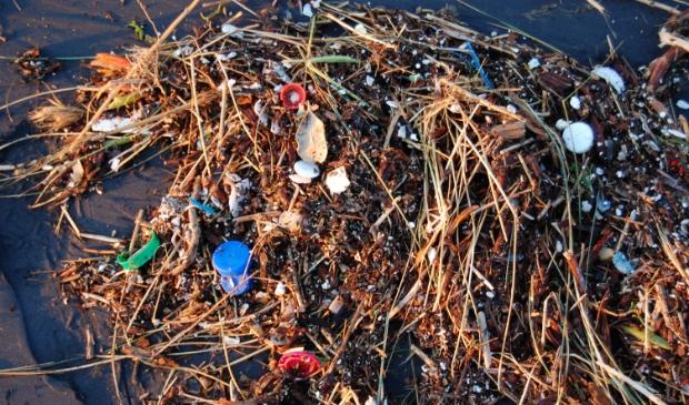<p>Een groot gevaar voor mens en dier: de plastic soup in de oceanen.</p>