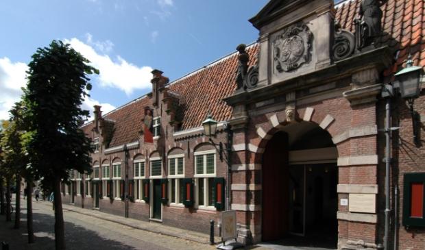 <p>Frans Hals Museum.</p>
