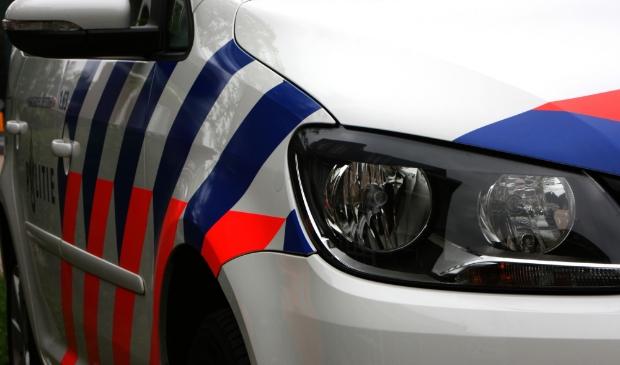 Politie vindt meisje in berm richting Marken.