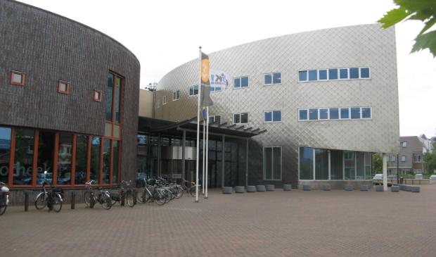 <p>Het gemeentehuis van Heemskerk.</p>