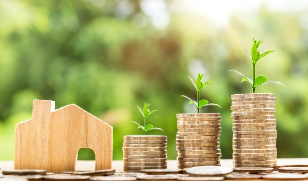 Duurzaam wonen door geld en energie te besparen.