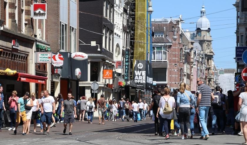 De helft van de winkeliers heeft geen afspraken kunnen maken over opschorting van de huur tijdens de coronacrisis.