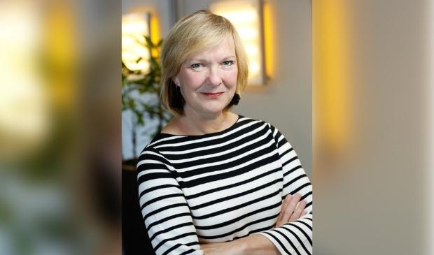 <p>Marieke van der Werf, directeur van Groen Gas Nederland. </p>