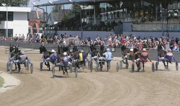 <p>De langste draverij van Europa in de Alkmaar ZEturf Arena.</p>