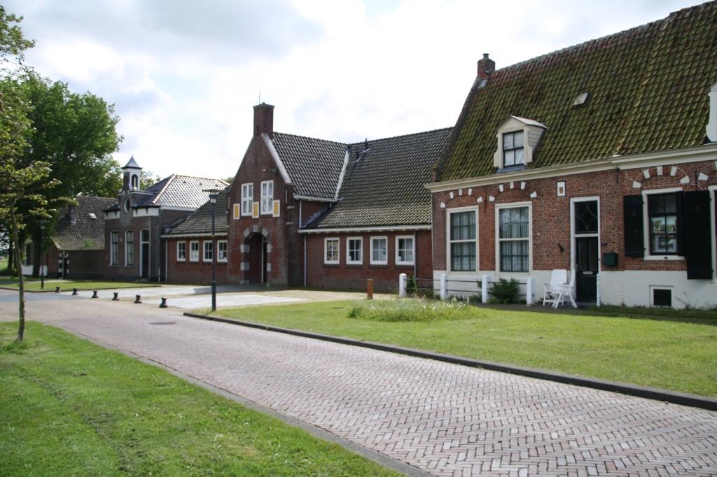 De voormalige school in het Slotkwartier.  (Foto: rodi.nl) © rodi