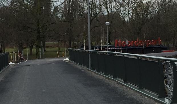 Wordt het Noorderpark dit weekend misschien gesloten door de gemeente?