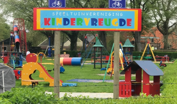 <p>Speeltuinvereniging Kindervreugde bestaat 90 jaar en pakt groots uit.</p>