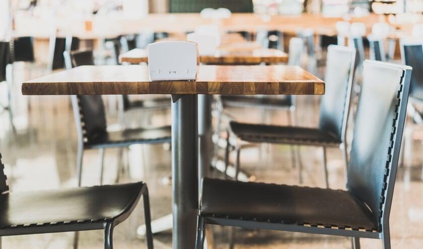 Gesloten restaurants zorgen voor toename aanvragen ww-uitkeringen.
