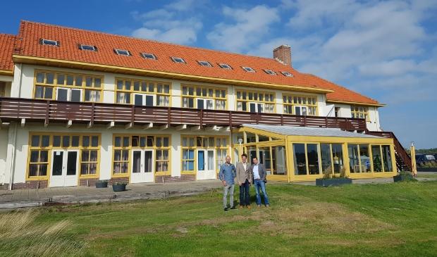 <p>De gemeente Schagen en HNSP hebben in 2018 al overeenstemming bereikt over de herontwikkeling van camping Corfwater, hotel Corfwater (voorheen Huis ter Duin) en de manegekavel </p>
